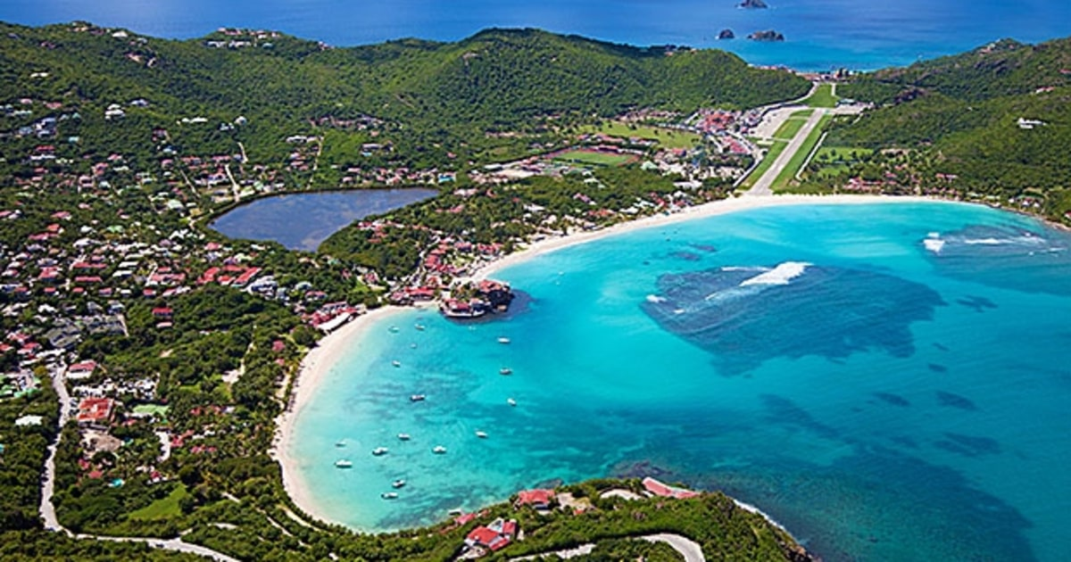 How Many Miles From >> Saba, Caribbean Netherlands | The Best Beaches in the World | Men's Journal
