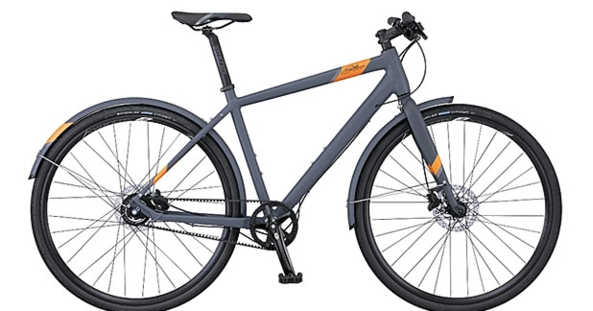 Review The Scott Sub Speed 10 Commuter Bike Has It All