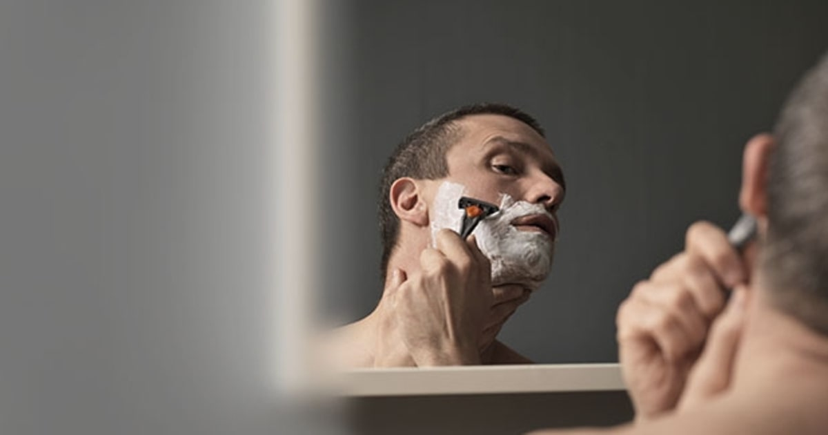 Shaving for Guys with Sensitive Skin