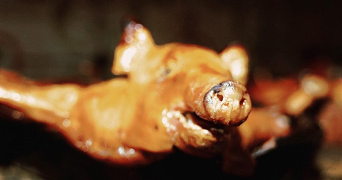 Mj Spit Roasted Suckling Pig