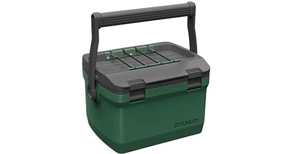 The Ultimate Cooler : Stanley quart adventure cooler the best outdoor