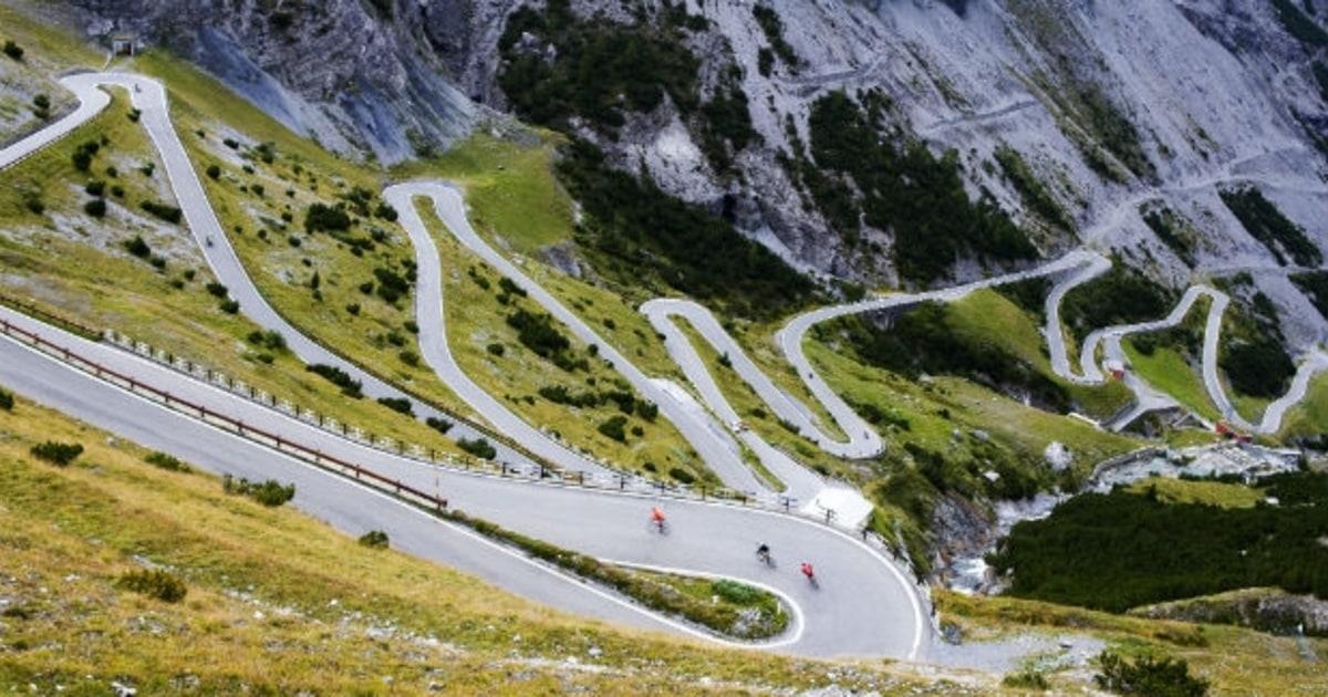 Stelvio Pass Italy The World S Best Roads To Drive