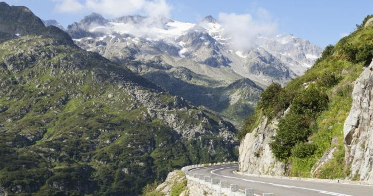 Susten Pass Switzerland The World S Best Roads To Drive