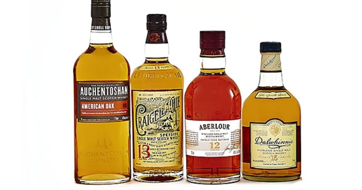 The 7 Best Single-Malt Scotch Whiskys for $50 or Less ...