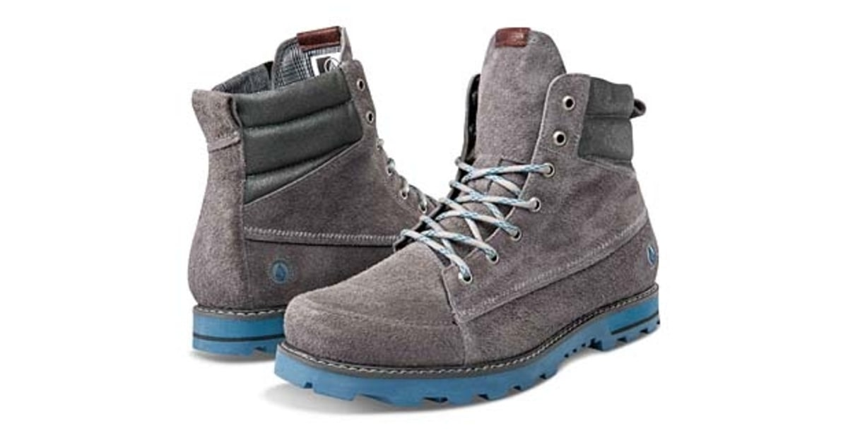 Volcom's Sub-Zero Boots Are Perfect for Mountain Nights - Men's Journal