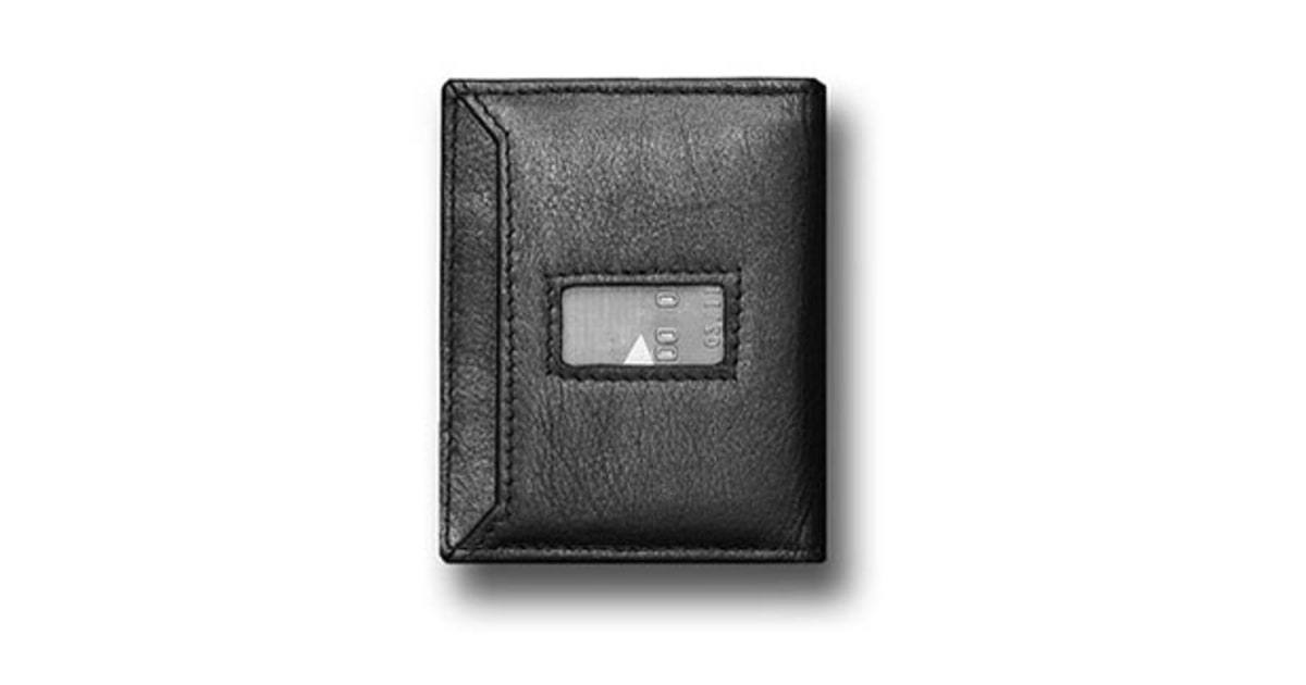 Mostrad Executive Minimalist Wallet Best Wallets To Hold