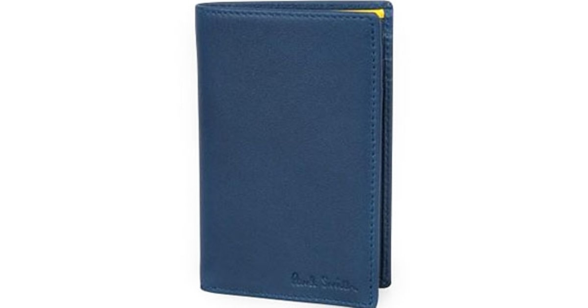 Paul Smith Leather Credit Card Wallet Best Wallets To
