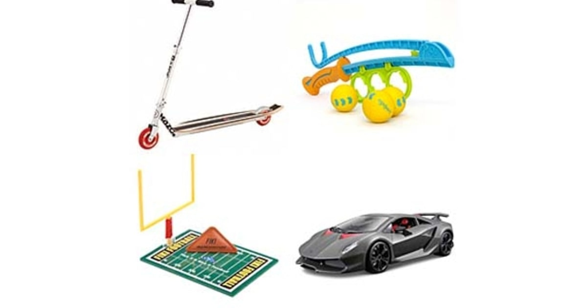 Cool New Toys : The coolest new toys of men s journal
