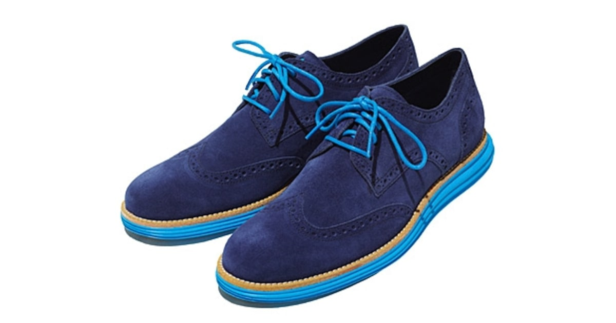 The Dress Shoe With a Sneaker's Soul - Men's Journal