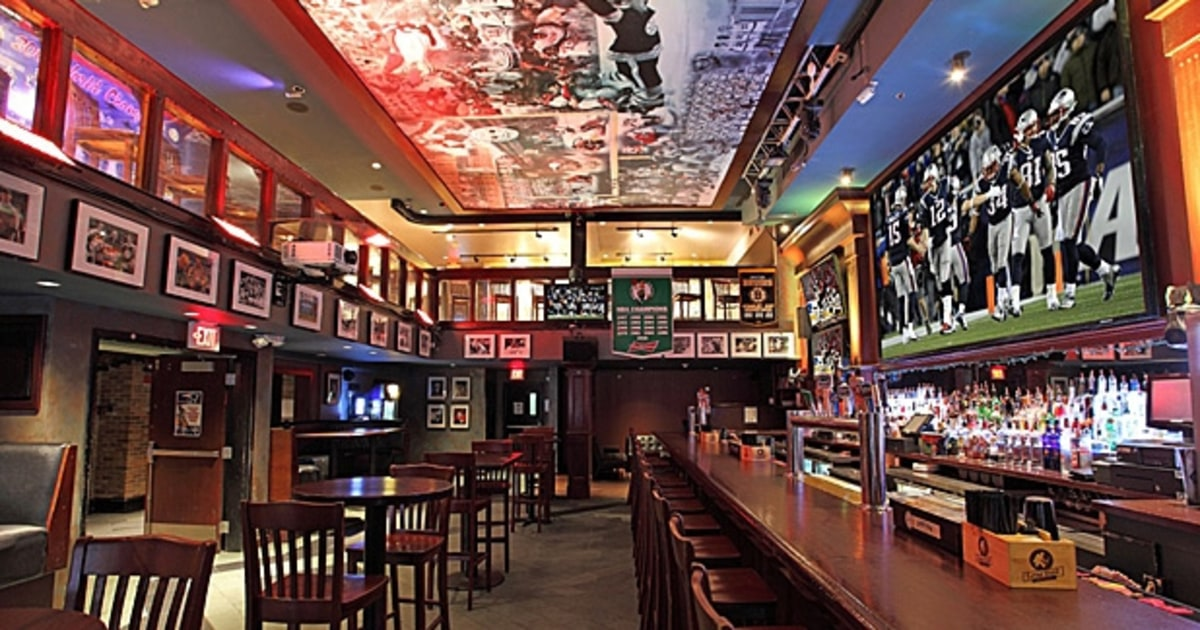 The Greatest Bar, Boston | The Best World Cup Bars in ...