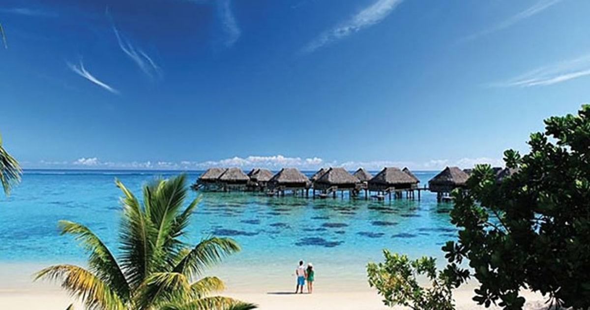 The Hilton Moorea Lagoon Resort And Spa French Polynesia