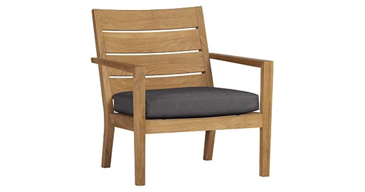 Regatta Lounge Chair Six fortable Outdoor Chairs That Also Look Good