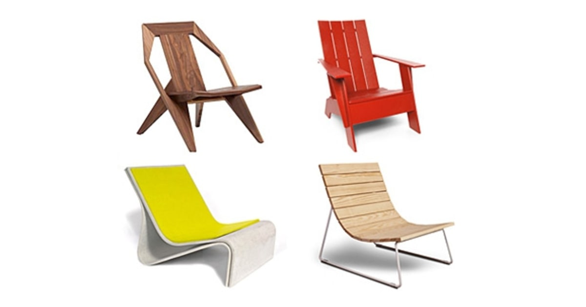 Most fortable Outdoor Chairs With Modern Looks