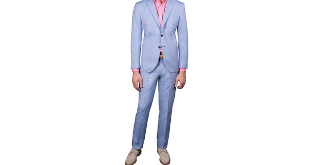 machine washable suits