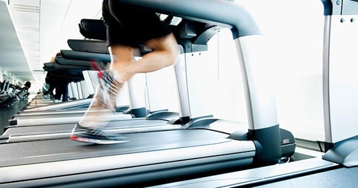 The New Treadmill Workout - Men's Journal