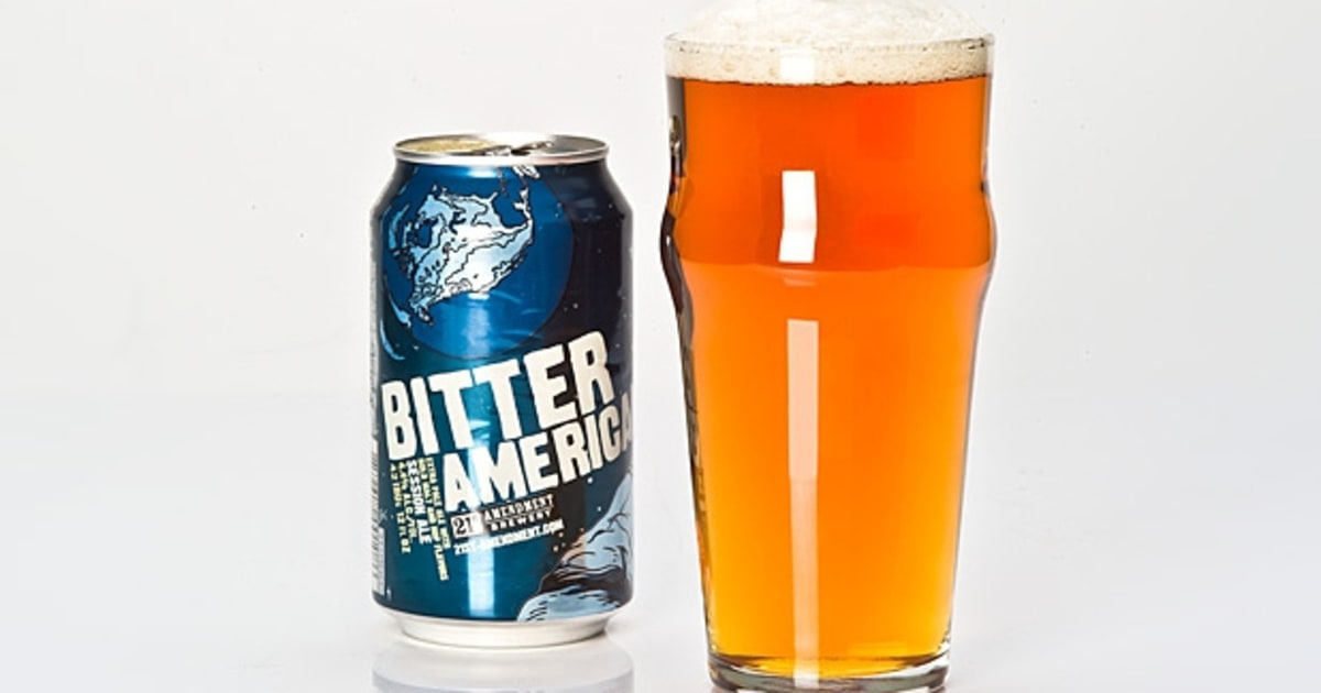 21st Amendment Bitter American | 31 Recipes for Your Super Bowl Party ...