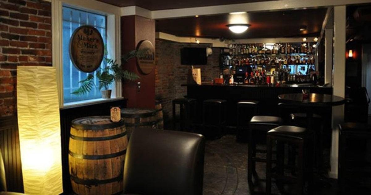 The Pope House Bourbon Lounge, Portland, Oregon | The 10 ...