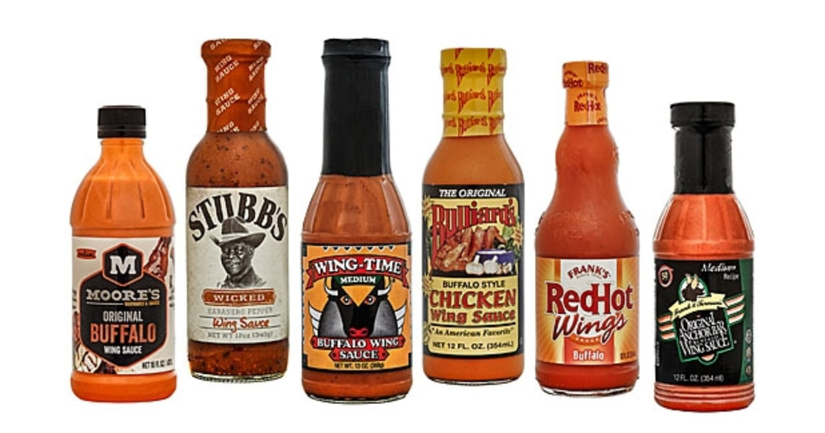 The Six Best Buffalo Wing Sauces Men S Journal
