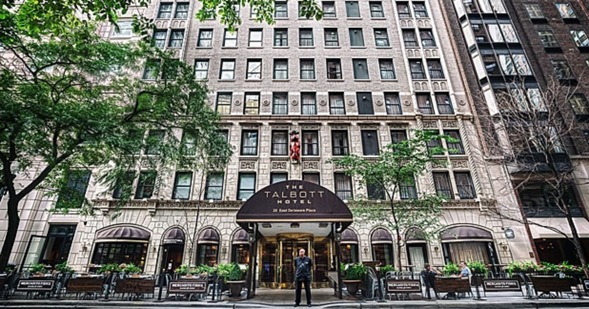 The talbott hotel chicago il 20 old hotels that are for New hotels in chicago