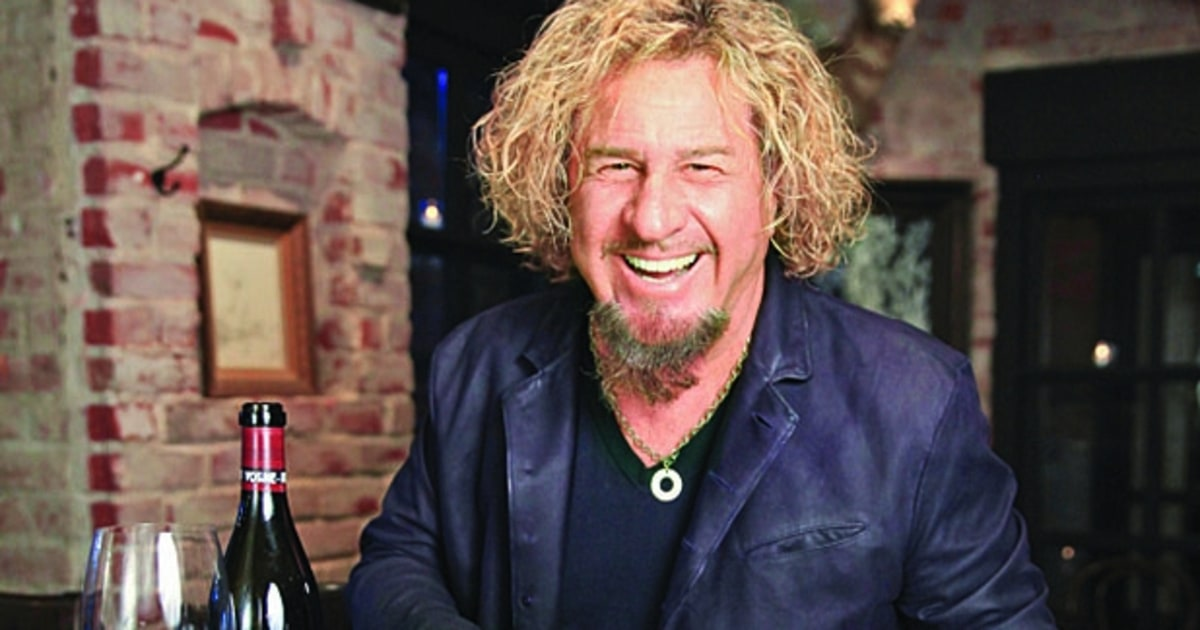 Sammy Hagar on How to Cook Like a Rock Star - Men's Journal