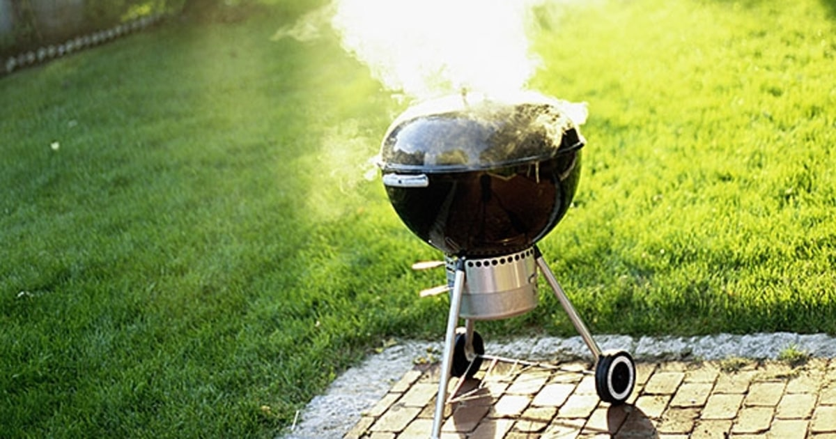 how to turn on charcoal grill
