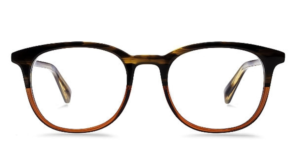 Warby Parkers Durand Frames Stylish Glasses for Under ...