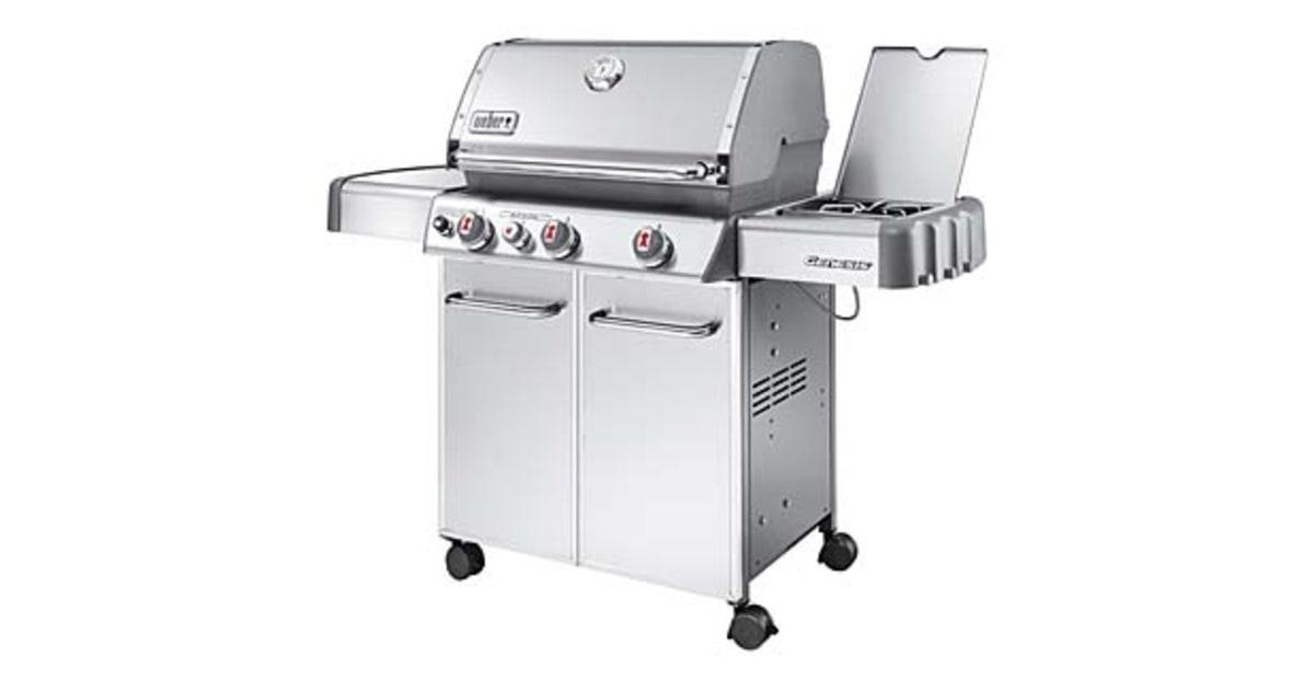 weber genesis s 330 the best pro grills under 1 000. Black Bedroom Furniture Sets. Home Design Ideas