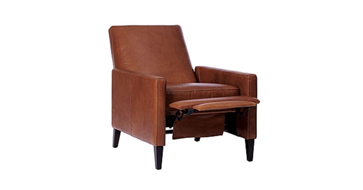 West Elm Sedgwick Recliner Comfortable And Stylish