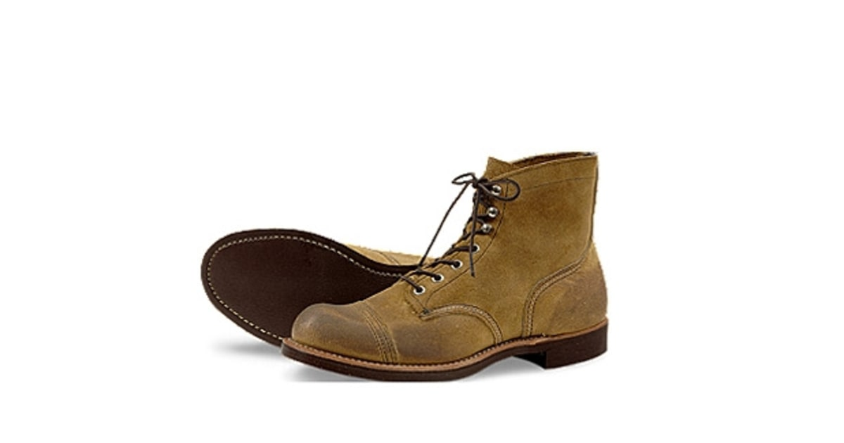 Why You Need A Pair Of Roughout Leather Shoes Mens Journal