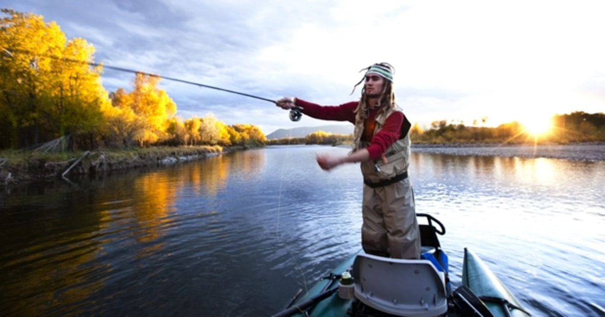 yellowstone river the 17 best places to fly fish in