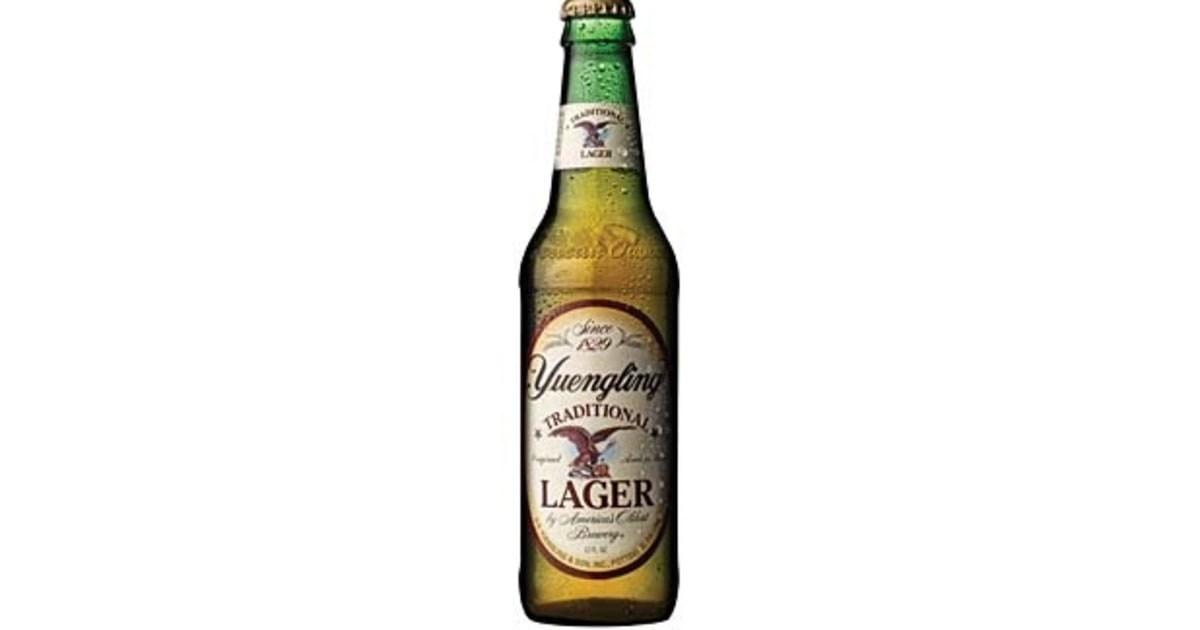 Yuengling Lager | The Best Low-Calorie Beers | Men's Journal