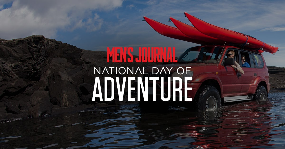national day of adventure ideas and inspiration