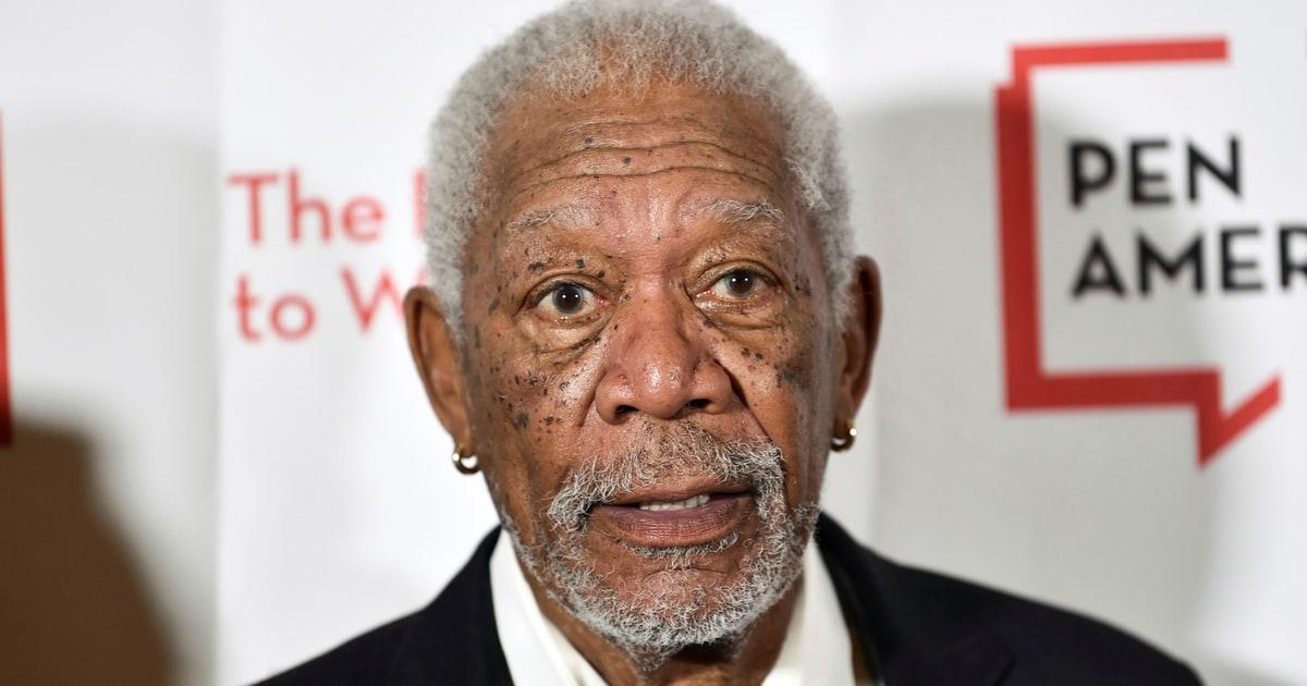 Eight Women Accuse Morgan Freeman of Sexual Misconduct