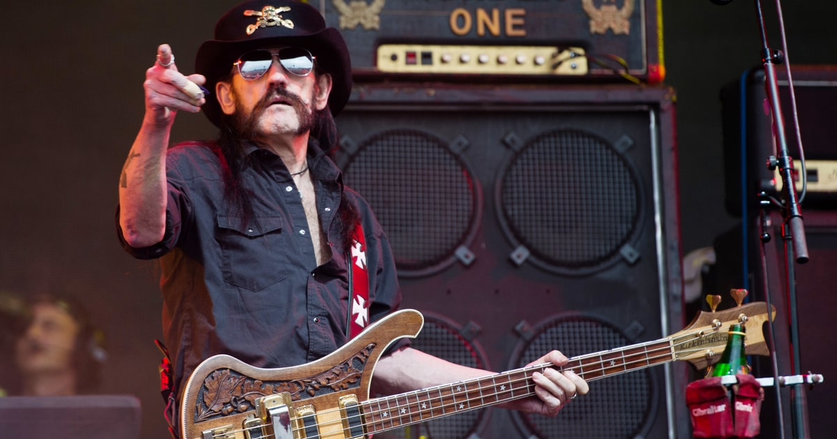 Motorhead Prep Covers LP With Unreleased David Bowie Take ...