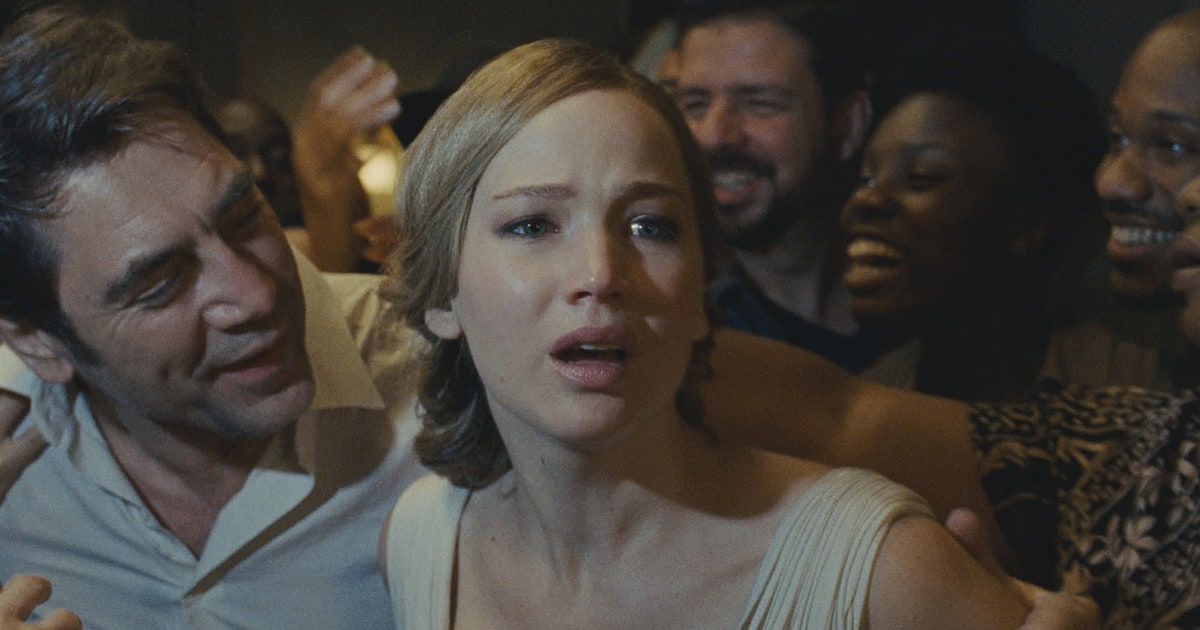 Review: Aronofsky's Virtuosic 'Mother!' Will Make Your Head Explode