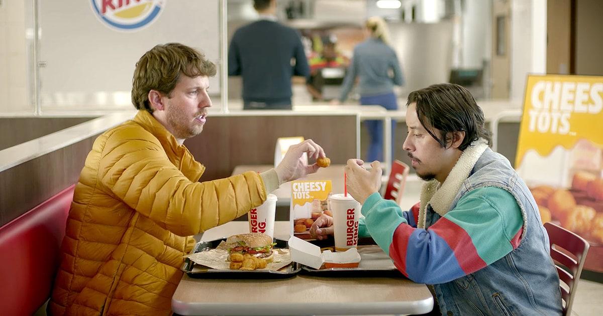 Napoleon Dynamite And Pedro Reunite For Burger King S