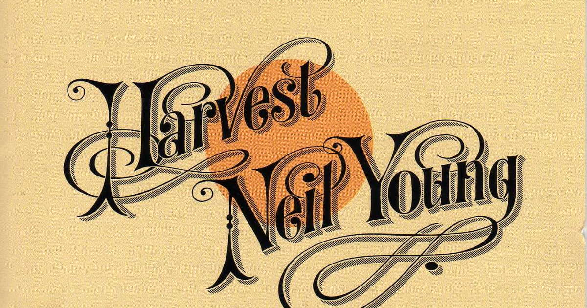Neil Young Harvest 1972 10 Classic Albums Rolling