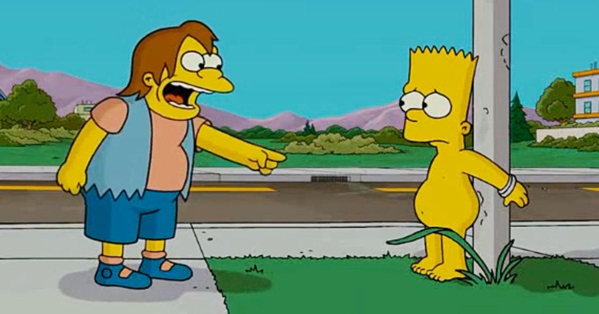 baby s laugh sounds like nelson from the simpsons watch now