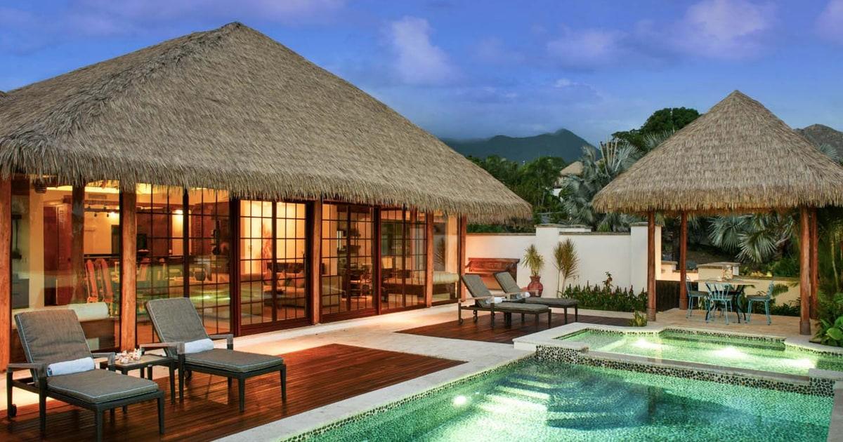 Beach Nevis 24 Luxury Escapes Worth The Money Mens Journal