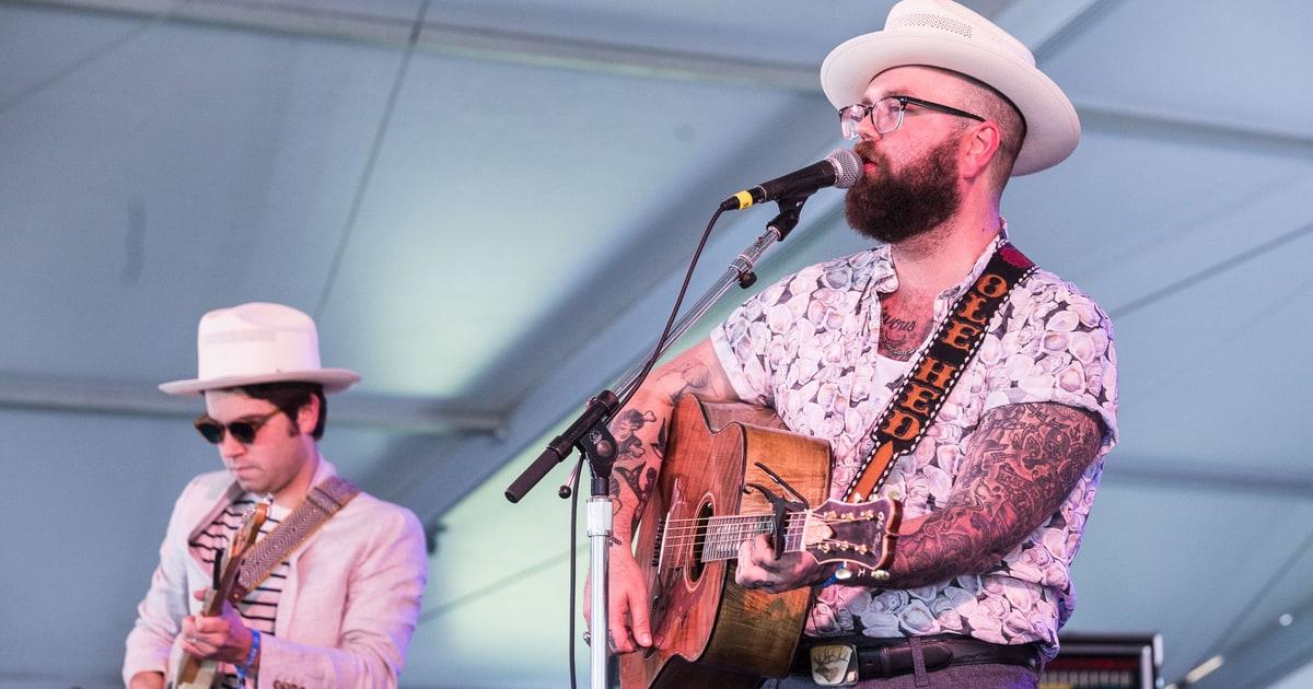 Joshua Hedley Brings Nashville To Newport Newport Folk
