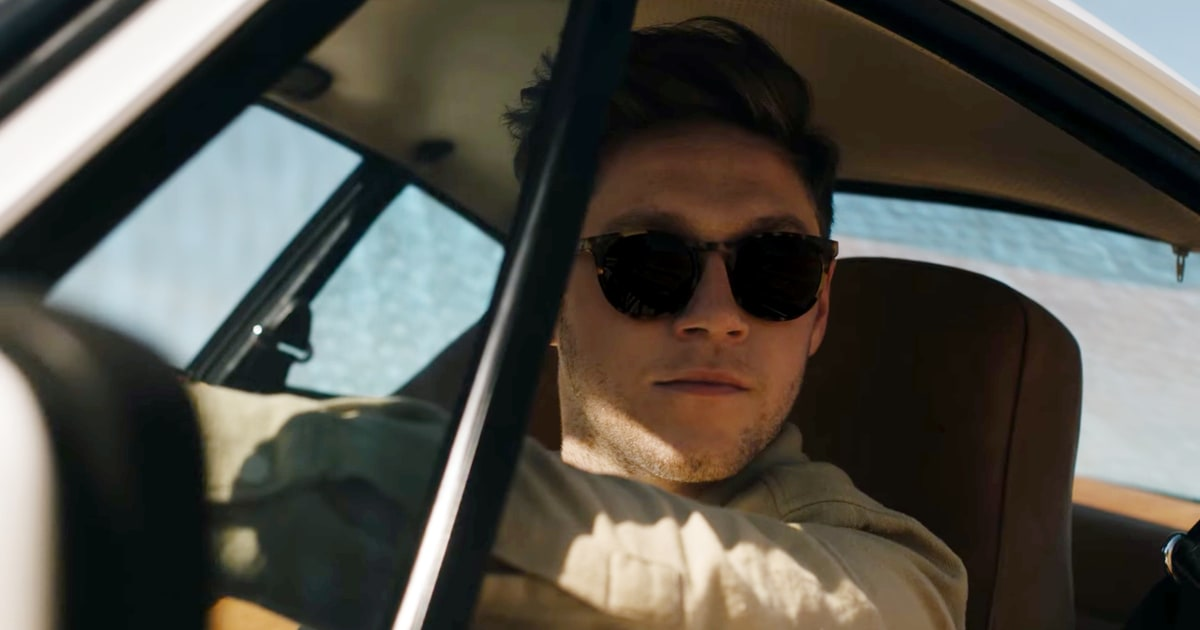 watch niall horans on the loose video rolling stone