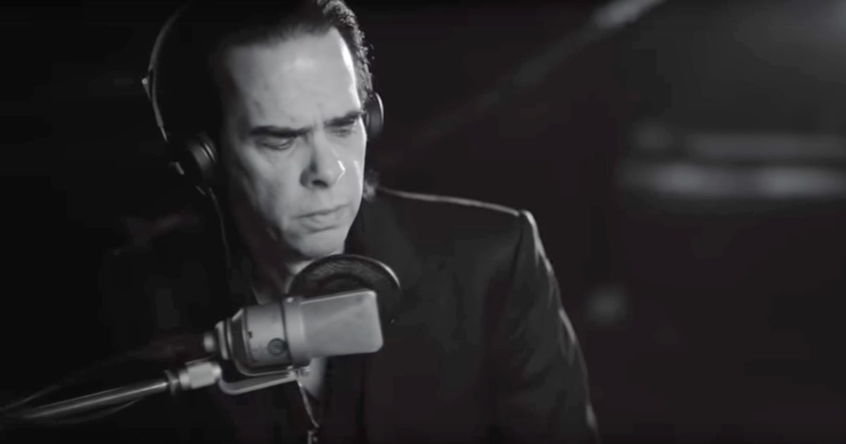 Watch Nick Cave and the Bad Seeds' Mournful 'Girl in Amber' Video news
