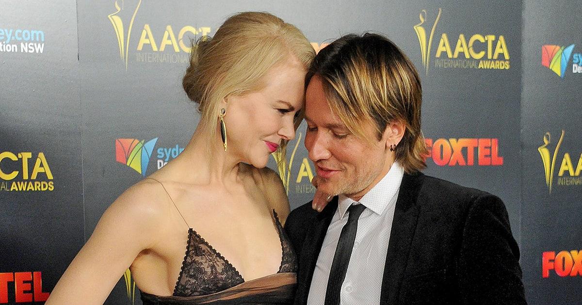 Nicole Kidman: Keith Urban Is 'The Most Beautiful Man I've ...