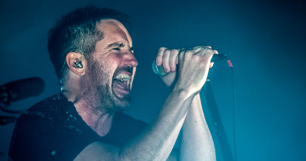 Nine Inch Nails Bring Smoke, Refigured Classics to Vegas - Rolling Stone