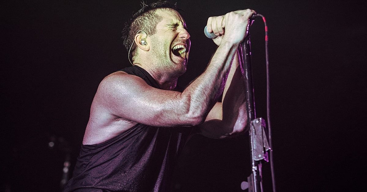 Trent Reznor Announces Trilogy of Nine Inch Nails EPs - Rolling Stone