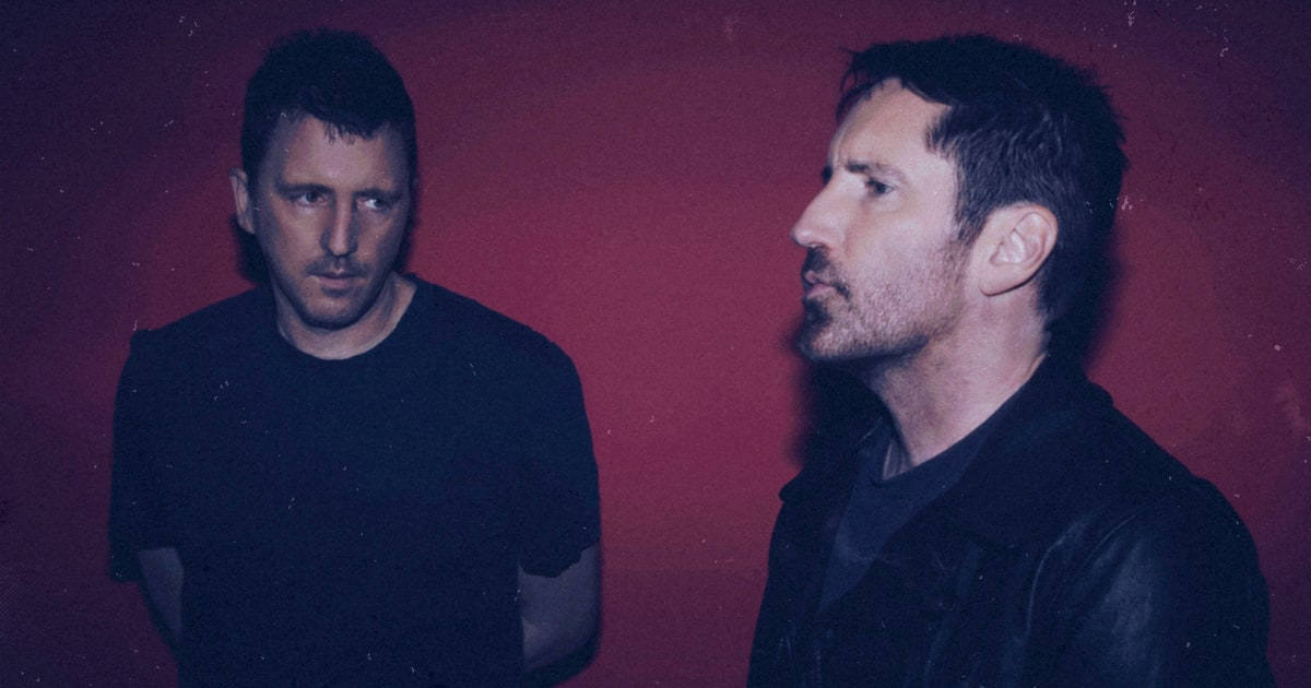Nine Inch Nails Unveil \'Add Violence\' EP With New Song \'Less Than ...