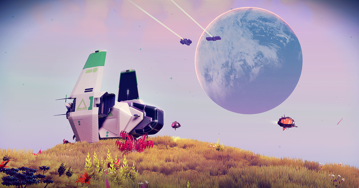 Chuck Wendig: 'No Man's Sky' Game Is Boring, But That's Not Bad