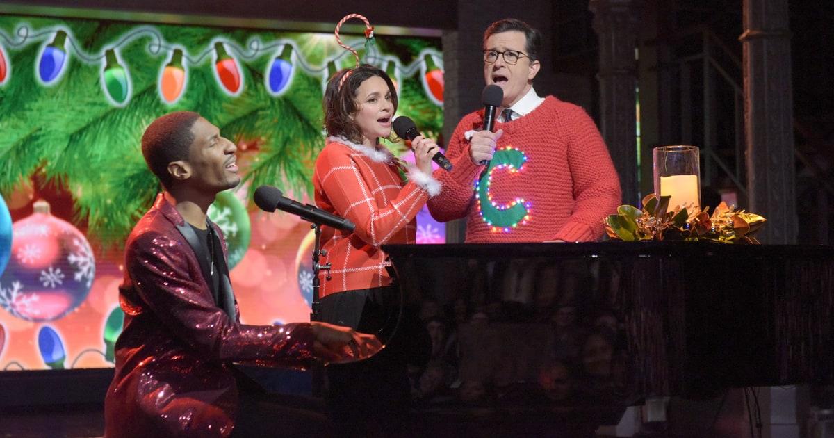 XPN MusicNotes: Watch Norah Jones, Stephen Colbert and Jon Batiste ...