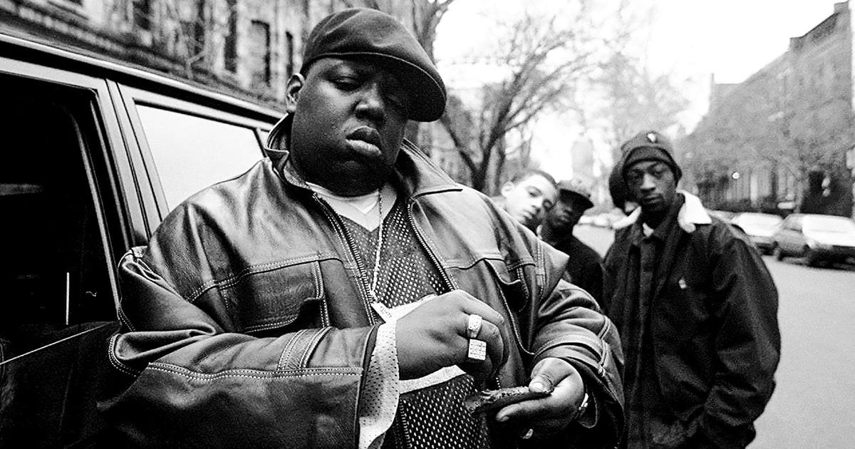Notorious B.I.G., Tupac Shakur Documentaries Headed to A&E ...