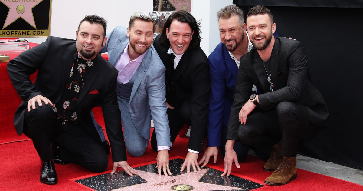 a report on n sync a former american boy band To dub backstreet boys the preeminent boy band of the era is a mistake on   and their present-day concerts are merely a shadow of their former ones  a  point on it, but did lance bass introduce teenage america to sexting.